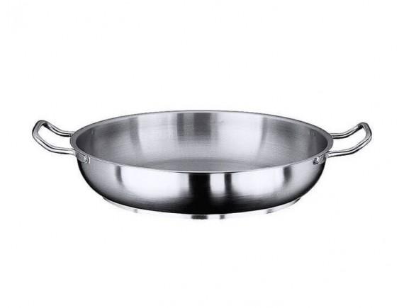 Сковорода 40х5,5 см, нержавеющая сталь, Dali. (014400)