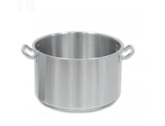 Кастрюля, диаметр 36см, высота 20см, под вставки для варки макарон, нержавеющая сталь 18/10, Dali. (021360)