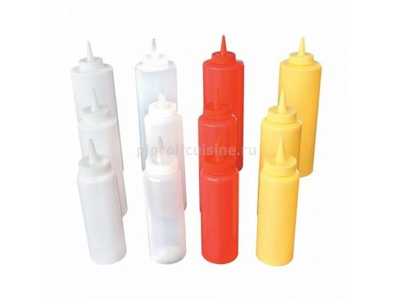Емкость для соусов, белая 230мл-8oz LQ-NEW, Proff Cuisine. (04141412)