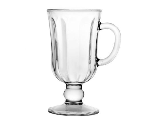 Бокал для кофе «Irish Coffee», стекло, 200мл, D=78, H=145мм, прозрачный, ОСЗ. (10c1561)