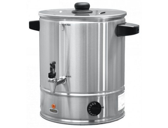 Кипятильник воды КВЭ-15 (15 литров, наливного типа, 30-110 С), Чувашторгтехника (110000002602)