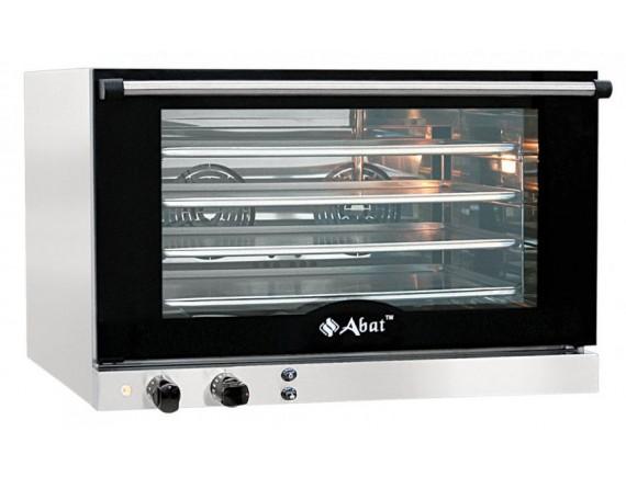 Конвекционная печь КЭП-4 (4 ур. 400х600 мм, камера-нерж, эл/механика, без противней) вся нерж., Чувашторгтехника (110000009279)
