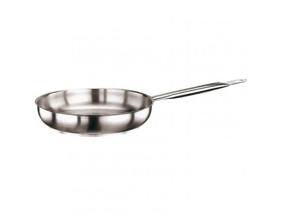 Сковорода 36х6 см, нержавеющая сталь, Paderno. (11014-36)
