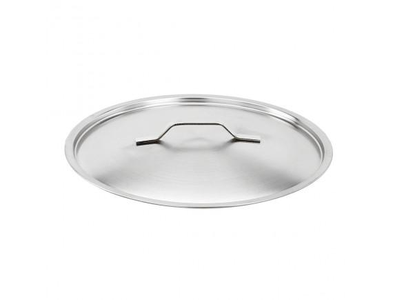 Крышка для кастрюли, D-24 см, нержавеющая сталь 18/10, Paderno. (11061-24)