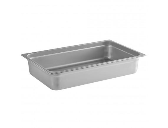 Гастроемкость 1/1-100 (53х32х10 см) нерж.сталь, Dali (111100)