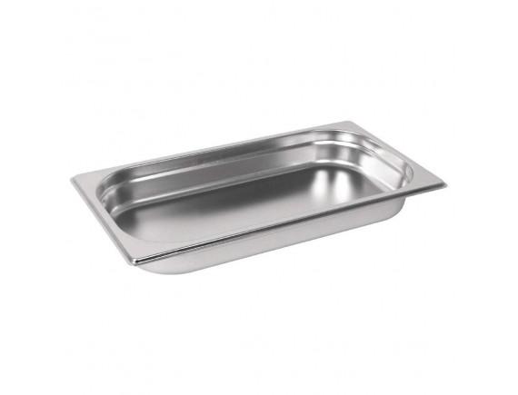 Гастроемкость, 1/3-40 (32х18х4см) нерж.сталь, Dali. (113040)