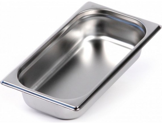 Гастроемкость, 1/3-65 (32х18х6,5см) нерж.сталь, Dali. (113060)