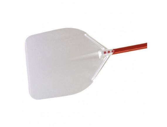 Лопата для пиццы, 32х32 см, длина ручки 150 см, алюминий, Paderno. (11702-02)