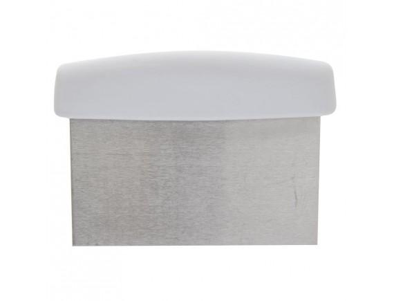 Скребок кондитерский, 15х7 см нерж.сталь, Dali. (151133)