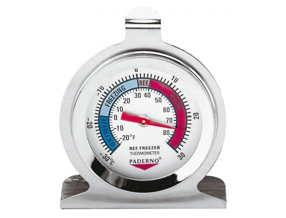 Термометр для холодильника, -29+27, д-6 см, Paderno. (19702-00)