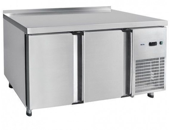 Стол холодильный СХС-60-01-СО среднетемпературный с охлаждаемой столешницей (1500х600х860) нерж., Чувашторгтехника (210000002426)