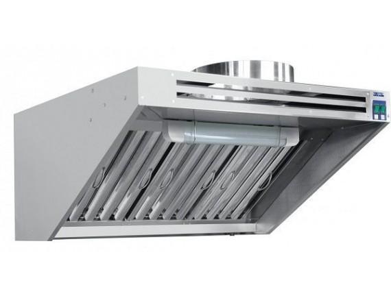 Зонт приточно-вытяжной ЗПВ-900-1,5-П  (920x900x450 мм.) (устанавливается над 900 серией), Чувашторгтехника (210000007877)