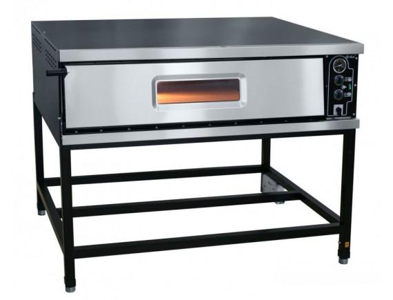 Печь электрическая для пиццы ПЭП-6-01 с крышей краш. (модульная, размер камеры 1050х780х180 мм), Чувашторгтехника (210000008354)