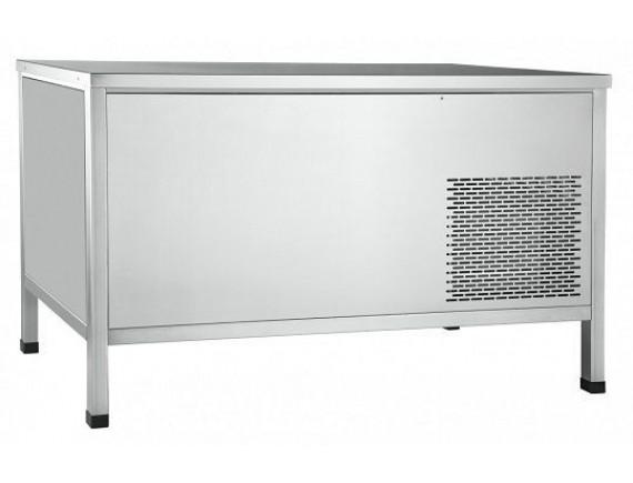 Стол охлаждаемый ПВВ(Н)-70-СО (охлаждаемая поверхность, 1400х710х860 мм) купе, Чувашторгтехника (210000080600)