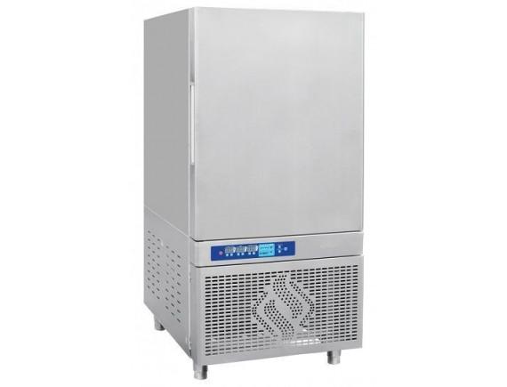Аппарат шоковой заморозки 10-и уровневый ШОК-10-1/1 (10хGN-1/1 или 10х600х400 мм, t (-35°С), 0,33 м3, 800х890х1590 мм), Чувашторгтехника (210000801129)