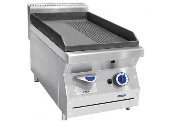 Газовый аппарат контактной обработки ГАКО-40Н нерж. (400х750х470) жарочная поверхность, настольная 700 серия, Чувашторгтехника (210000802000)