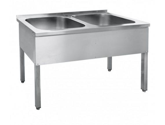 Ванна 2-х секц. ВМП-6-2-5 РЧ (500х500x300), Чувашторгтехника (210000806364)