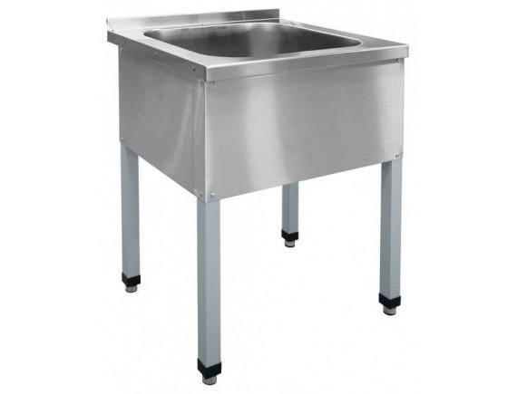 Ванна 1-о секц. ВМП-6-1-5 РЧ (500х500x300), Чувашторгтехника (210000806365)