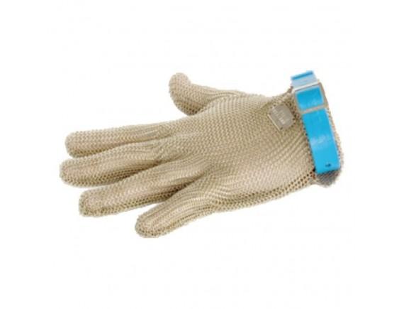 Перчатка кольчужная, размер M, нержавеющая сталь, Dali. (240001)