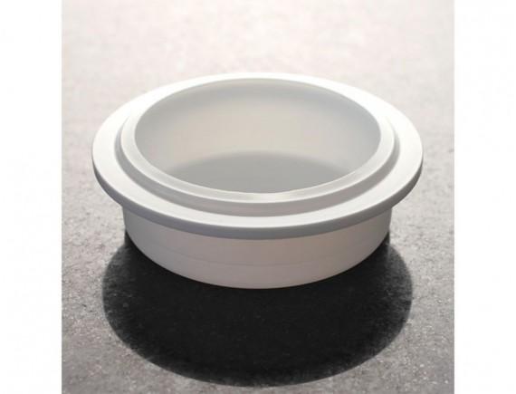 Крышка для стакана пластиковая, цвет белый, Pacojet AG. (30531)
