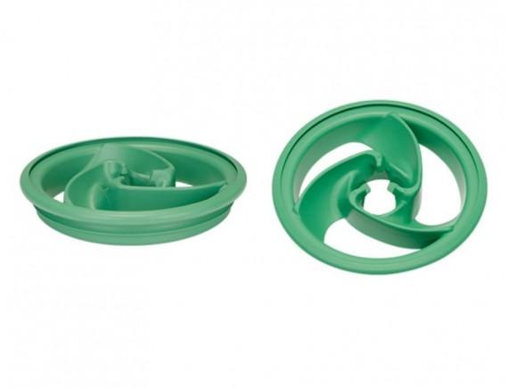 Вставка для ополаскивания  из резины, цвет зеленый, Pacojet AG. (30538)
