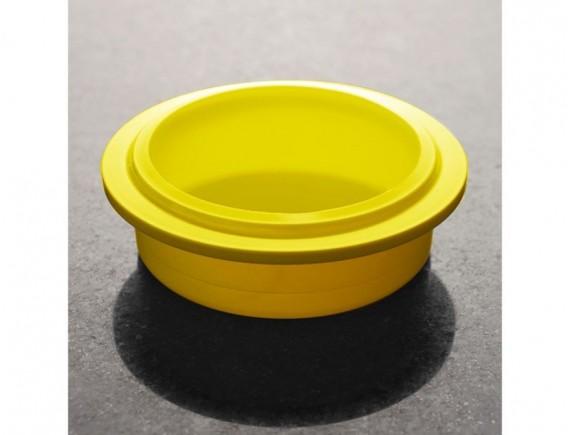 Крышка для стакана пластиковая, цвет желтый (комплект 10 шт.), Pacojet AG. (31947)