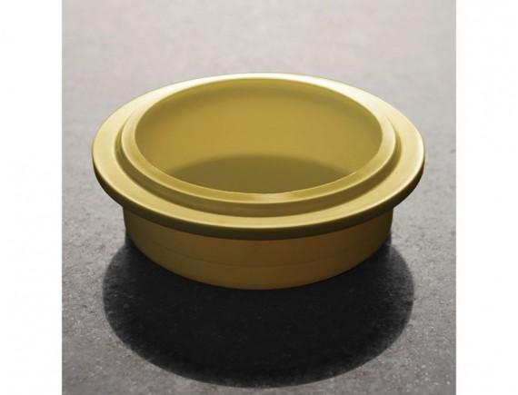 Крышка для стакана пластиковая, цвет золотой (комплект 10 шт.), Pacojet AG. (31951)