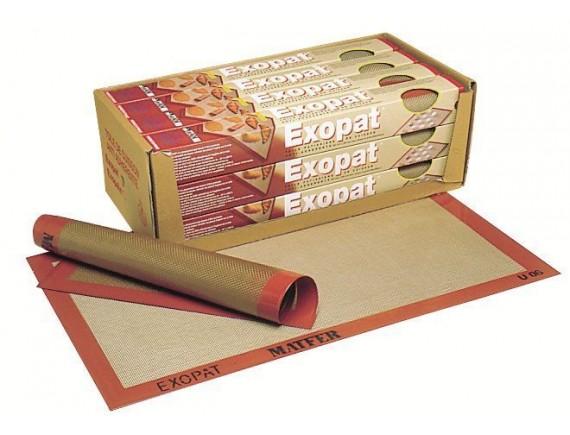 Коврик силиконовый для выпечки, 53х32 см (1/1), Matfer Bourgeat. (321001)