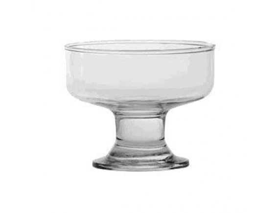 Креманка «Айс Виль», стекло, 250мл, D=100/65, H=83мм, прозрачный, Pasabahce. (41016)