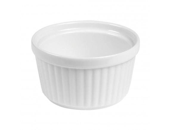 Рамекин, фарфоровый, D-8 см, H-4.5 см, Paderno. (41200-48)