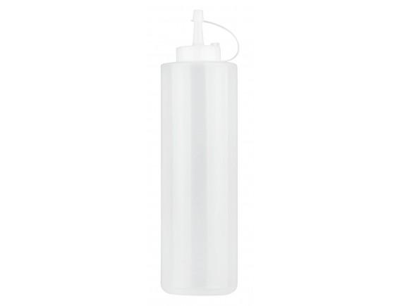 Соусник пластиковый, 0.72 л, белый, Paderno. (41526-B3)
