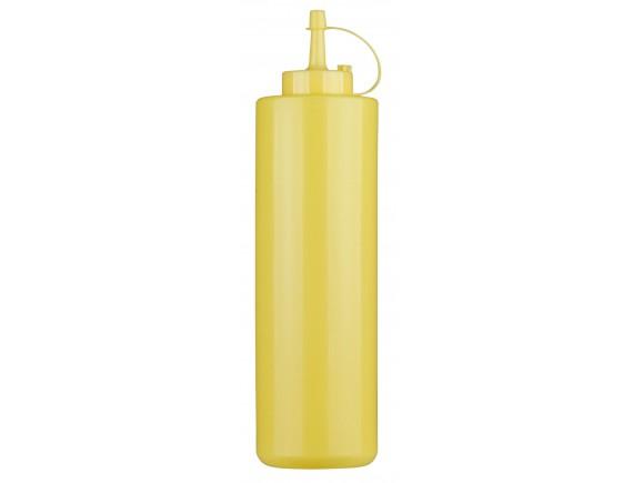 Соусник пластиковый, 0.72 л, желтый, Paderno. (41526-G3)