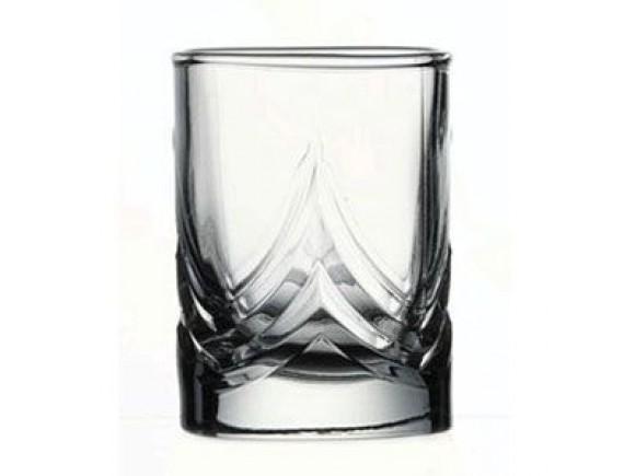 Стопка «Триумф», стекло, 60мл, D=44, H=60мм, прозрачный, Pasabahce. (41600)