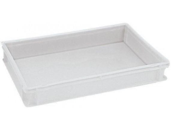 Контейнер для хлеба, стэкэбл, 60х40х9 см п/э, Paderno. (41762-09)