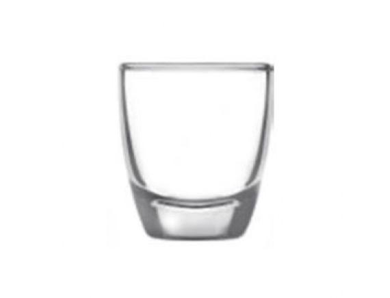 Стопка «Лирик», стекло, 60мл, D=51, H=56мм, прозрачный, Pasabahce. (41967)