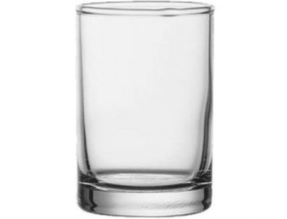 Стопка «Стамбул», стекло, 55мл, D=41, H=57мм, прозрачный, Pasabahce. (42025)