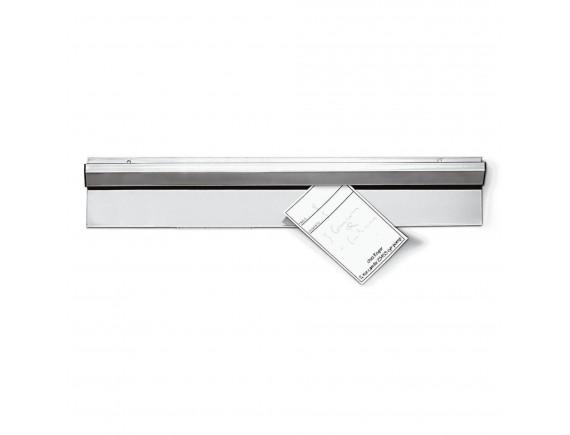 Планка для чеков, 50 см, нержавеющая сталь, Paderno. (42509-50)