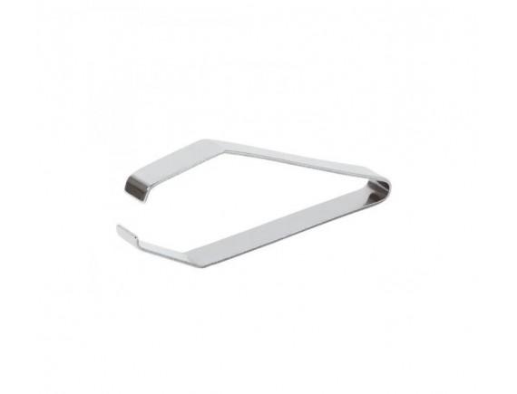 Пинцет для толстых костей, нержавеющая сталь, Paderno. (42592-02)