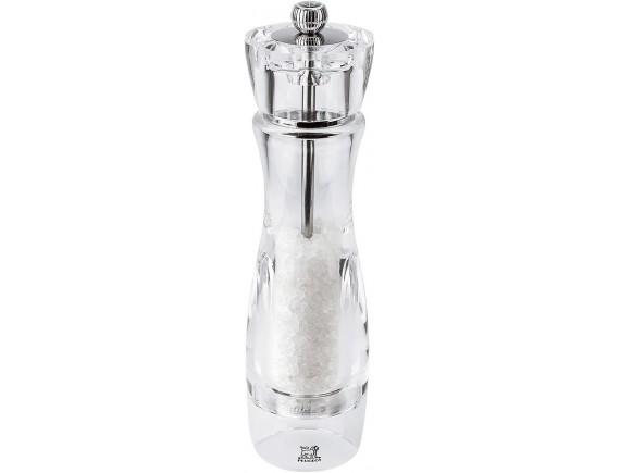 Мельница для соли 23 см, акрил, верх плоский, Paderno (42796S23)