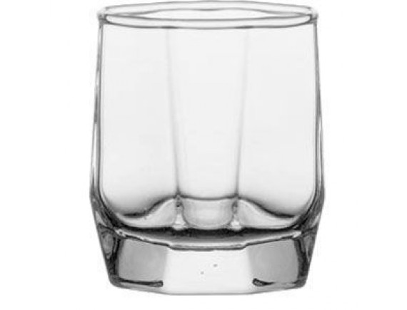 Олд Фэшн «Хисар», стекло, 180мл, D=67, H=78мм, прозрачный, Pasabahce. (42856)