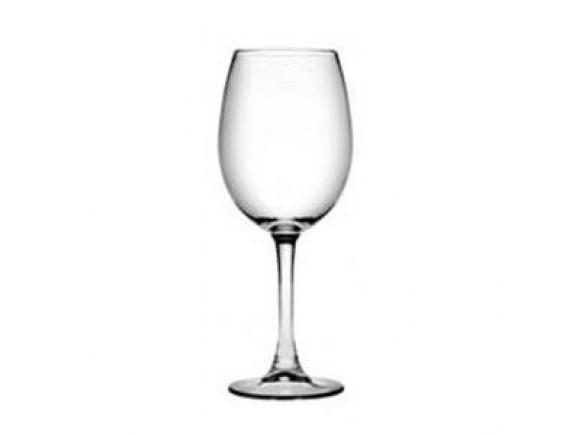 Бокал для вина «Классик», стекло, 360мл, D=63, H=213мм, прозрачный, Pasabahce. (440151)