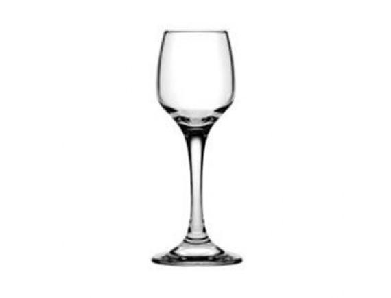 Рюмка «Изабелла», стекло, 60мл, H=140мм, прозрачный, Pasabahce. (440164)