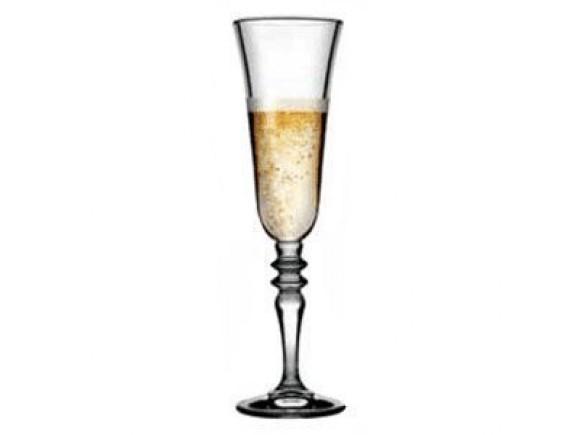 Бокал-флюте «Винтаж», стекло, 190мл, D=70, H=230мм, прозрачный, Pasabahce. (440283)