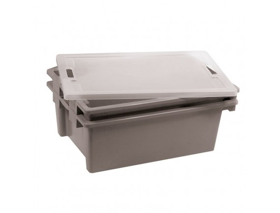 Контейнер с крышкой 66х45х23  см, Paderno (44033-23)