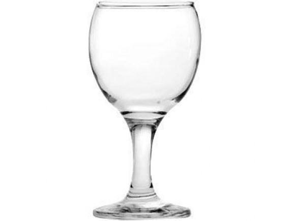Бокал для вина «Бистро», стекло, 290мл, D=68/64, H=160мм, прозрачный, Pasabahce. (44411)
