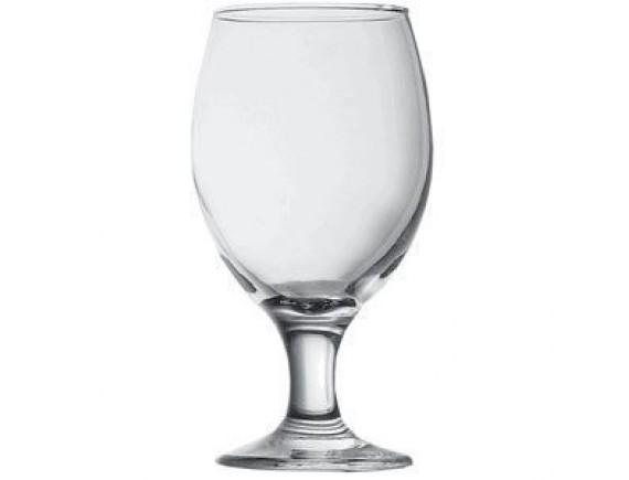 Бокал пивной «Бистро», стекло, 400мл, D=68/68, H=160мм, прозрачный, Pasabahce. (44417)