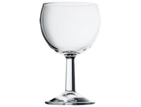 Бокал для воды «Банкет», стекло, 255мл, D=75/69, H=137мм, прозрачный, Pasabahce. (44445)