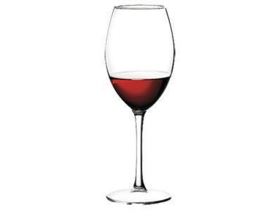 Бокал для вина «Энотека», стекло, 420мл, D=65/78, H=220мм, прозрачный, Pasabahce. (44728)