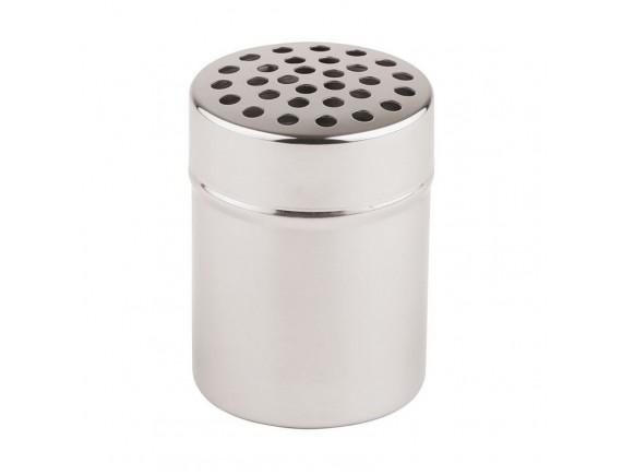 Шейкер для специй 7х9 см, 0,3 л, крупное отверстие, нерж.сталь, Paderno (47023-03)