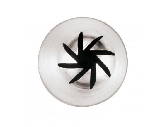 Набор насадок кондитерских, 6 шт нерж.сталь, Paderno. (47352-01)